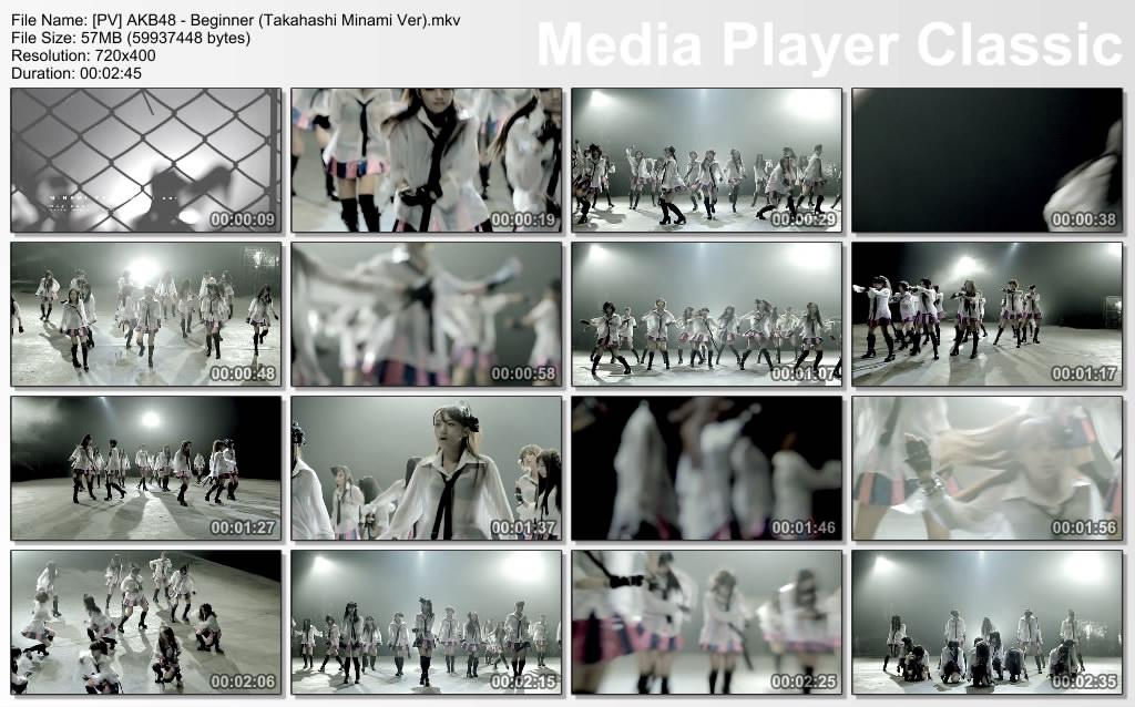 [PV] AKB48 - BEGINNER (Itano Tomomi Ver.)   Diary Of Kuman